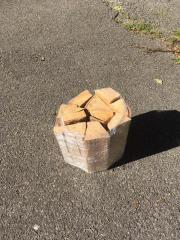10 kg Brennholz