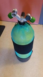 12 Liter Tauchflasche