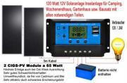 120 Watt 12V/