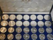 14 x 10 14 x 5 Dollar Montreal 1976 = 1020 Gramm 925 Silber !! Kanada Komplette Münzsammlung mit OLYMPIA Silber Dollars 14 x 5 Dollars ( je 24,3 Gramm 925er Sterlingsilber ) 14 x 10 Dollars ( je 48,6 Gramm ... 600,- D-54523Dierscheid Heute, 16:14 Uhr, Die - 14 x 10 14 x 5 Dollar Montreal 1976 = 1020 Gramm 925 Silber !! Kanada Komplette Münzsammlung mit OLYMPIA Silber Dollars 14 x 5 Dollars ( je 24,3 Gramm 925er Sterlingsilber ) 14 x 10 Dollars ( je 48,6 Gramm