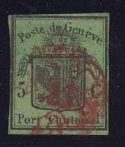 1848 Genfer Adler,