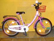 18er Mädchenrad