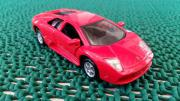 2 Modellautos, Lamborghini