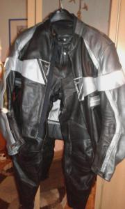 2 teilig Motorradbekleidung