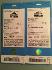 2 Tickets Drake