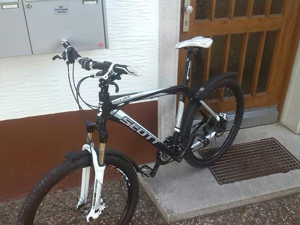 26 zoll scott mountainbike xcr in veitsbronn mountain. Black Bedroom Furniture Sets. Home Design Ideas