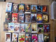 29 VHS Filme (