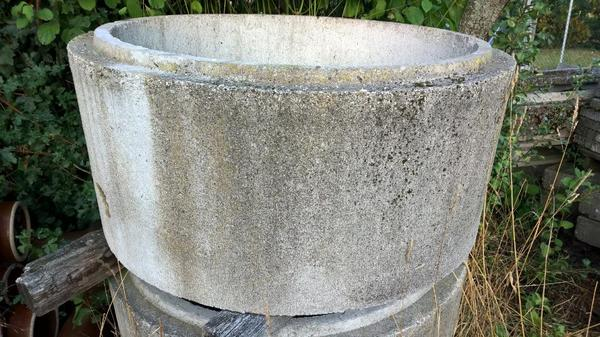 2x neue schachtring betonring zistern brunnenringe ohne steigeisen 1000 500mm in heroldsbach. Black Bedroom Furniture Sets. Home Design Ideas