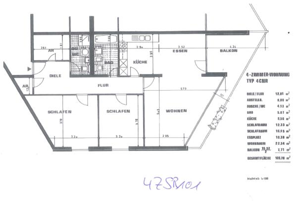 3 5 z wohnung in porz zu verkaufen in k ln eigentumswohnungen 3 zimmer kaufen und verkaufen. Black Bedroom Furniture Sets. Home Design Ideas