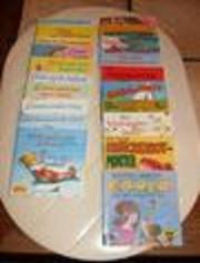 34 Pixi-Bücher 34 Pixi-Bücher im guten bis sehr guten Zustand, nur die 2 Waldo Bücher sind etwas abgegriffen (von 1990). 4 sind mit Namen beschriftet. Ich bin ... 20,- D-55122Mainz Gonsenheim Heute, 07:01 Uhr, Mainz Gonsenheim - 34 Pixi-Bücher 34 Pixi-Bücher im guten bis sehr guten Zustand, nur die 2 Waldo Bücher sind etwas abgegriffen (von 1990). 4 sind mit Namen beschriftet. Ich bin