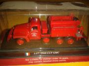 39 Feuerwehrmodelle Del