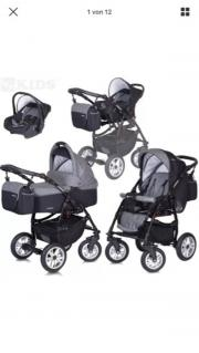 kinderwagen buggys sportwagen in l rrach g nstige angebote finden. Black Bedroom Furniture Sets. Home Design Ideas