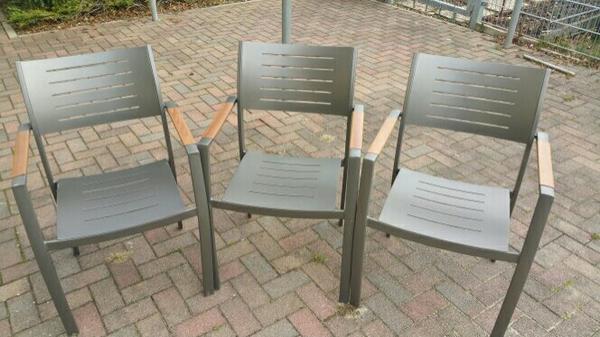 Teakholz Gartenmobel Grau : norma Kleinanzeigen  Gartenmöbel  dhd24com