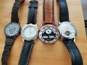 4 Alte Armbanduhren