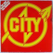 4 CITY-Langspielplatten -