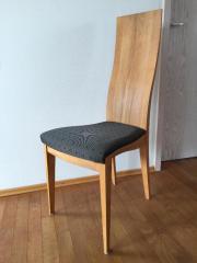 4 Design Stühle /