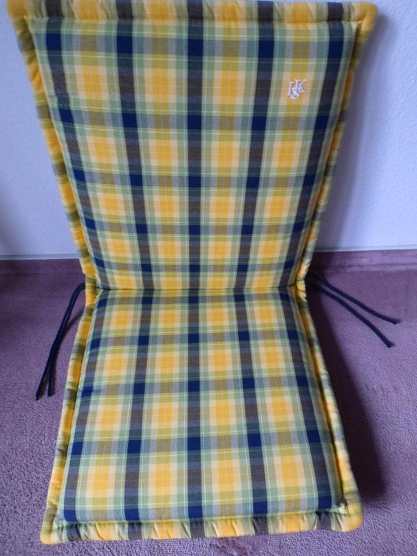 gartenstuhlauflagen neu und gebraucht kaufen bei. Black Bedroom Furniture Sets. Home Design Ideas