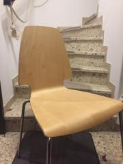 4 Ikea Stühle
