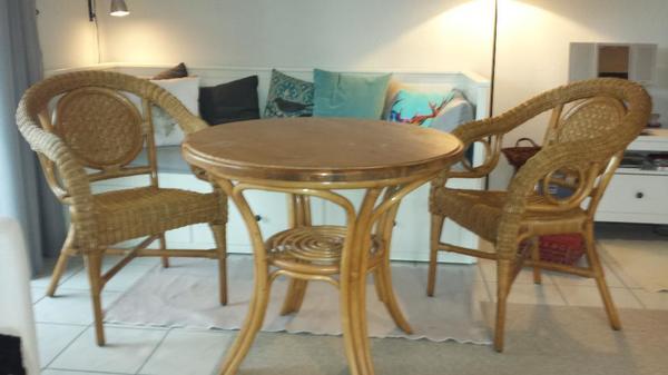 rattan tisch stuhle kaufen gebraucht und g nstig. Black Bedroom Furniture Sets. Home Design Ideas
