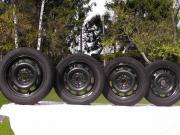 4 Reifen auf