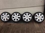 4 Reifen mit