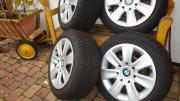 4x BMW-Kompletträder
