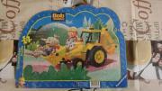 4x Kinderpuzzle 3-