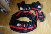 4x UniTec Reifentaschen
