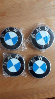 4xStück BMW Nabendeckel