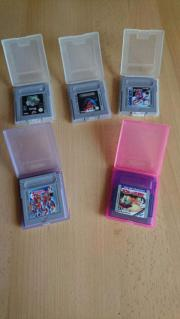 5 Gameboy Spiele (