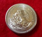 5 Pesos Silbermünze