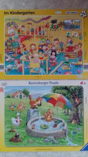 5 Rahmenpuzzle