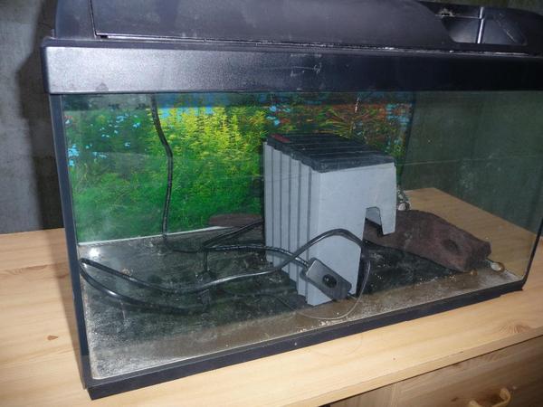 Aquarium fische zubeh r in ettlingen kaufen bei deine for Aquarium deckel 60x30