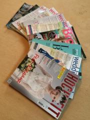 9 Hochzeitsmagazine