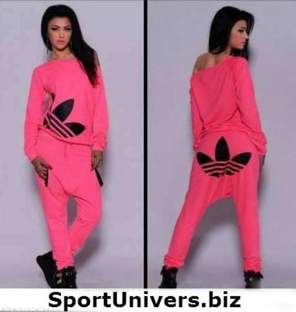 uk cheap sale detailed images new arrive adidas anzug damen neon pink, Adidas Originals Schuhe Sale ...
