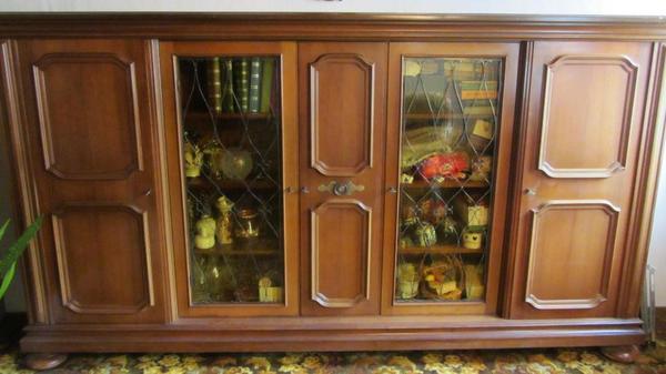Alte vitrine kaufen gebraucht und g nstig for Alte vitrinenschra nke