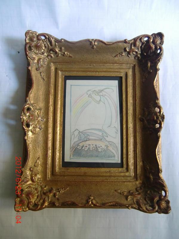 alte bilderrahmen und malereien auf leinwand in m nchen flohm rkte flohmarktartikel kaufen. Black Bedroom Furniture Sets. Home Design Ideas