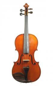 Alte Französische Geige