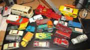 Alte Spielzeug Autos