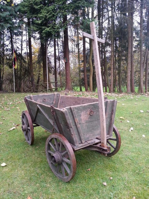 alter bollerwagen handwagen leiterwagen vor 2 wk. Black Bedroom Furniture Sets. Home Design Ideas
