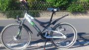 Alu-Jugend-Bike