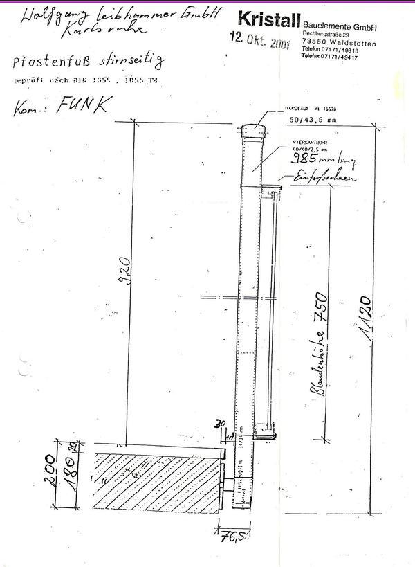 aluminium balkon gel nder in karlsruhe t ren zargen tore alarmanlagen kaufen und verkaufen. Black Bedroom Furniture Sets. Home Design Ideas