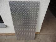 Aluriffelblech 43x63cm