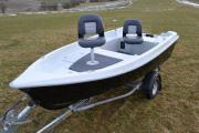 Angelboot Dreamline 430