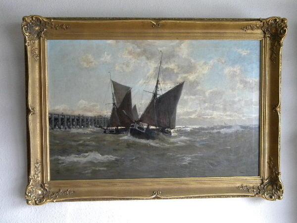 Ankauf Gemälde NRW  Ölbilder verkaufen in NRW in Dortmund