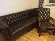 Chesterfield antikes haushalt m bel gebraucht und for Antikes sofa gebraucht