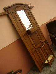 garderobe antik kaufen gebraucht und g nstig. Black Bedroom Furniture Sets. Home Design Ideas