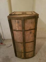 Antike Holztruhe Oldtimer