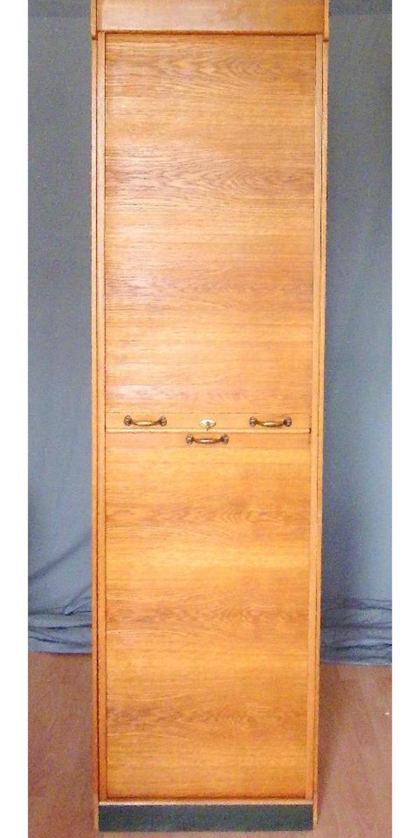 antiken rollladenschrank in berlin sonstige antiquit ten. Black Bedroom Furniture Sets. Home Design Ideas