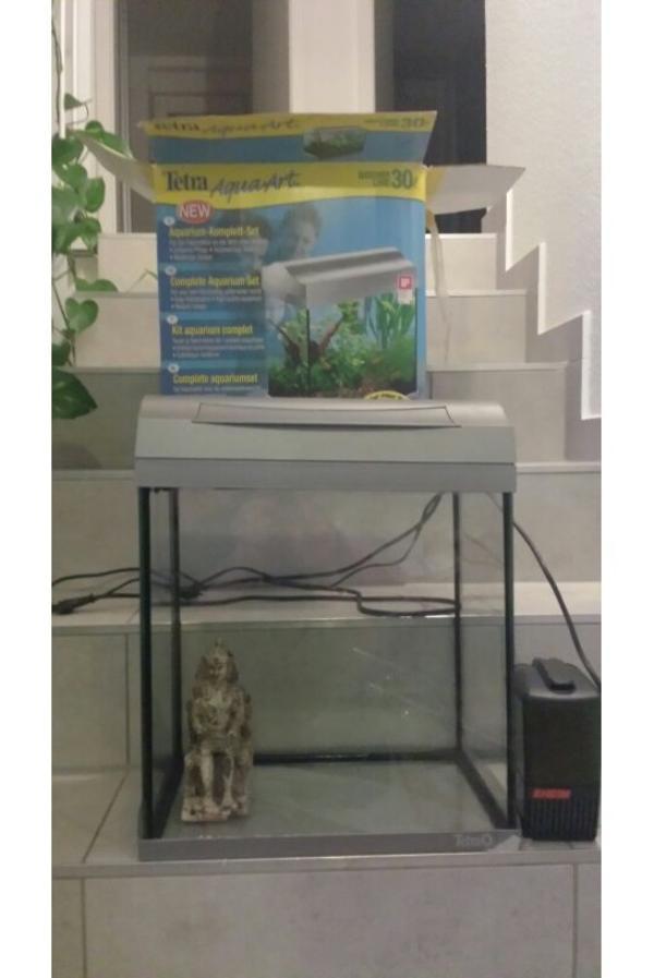 Aquarium 30 neu und gebraucht kaufen bei for Aquarium gebraucht